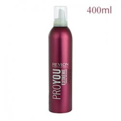 Revlon Professional Pro You Extreme - Мусс для сильной фиксации волос 400 мл