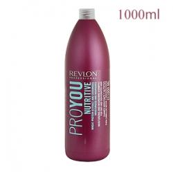 Revlon Professional Pro You Nutritive Shampoo - Шампунь для волос увлажняющий и питательный 1000 мл