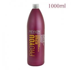 Revlon Professional Pro You Repair Shampoo - Шампунь восстан. для поврежденных волос 1000 мл