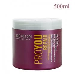 Revlon Professional Pro You Repair Treatment - Маска восстан. для поврежденных волос 500 мл