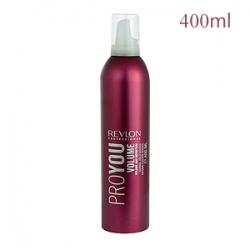 Revlon Professional Pro You Volume - Мусс для средней фиксации волос 400 мл