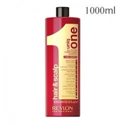 Revlon Professional Uniq One All In One Conditioning Shampoo - Шампунь-кондиционер для всех типов волос 1000 мл