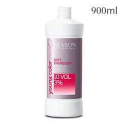 Revlon Professional Young Color Excel Soft Energizer 10 Vol - Биоактиватор софт 3% 900 мл