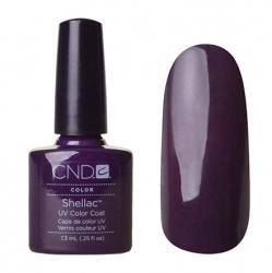 CND Shellac Гель-лак для ногтей Rock Royalty 7,3 мл темно-фиолетовый, эмаль.