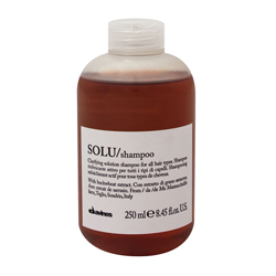 Davines Essential Haircare Solu shampoo - Активно освежающий шампунь для глубокого очищения волос 250 мл