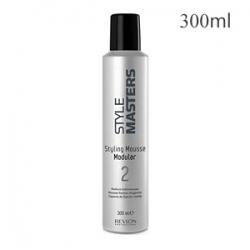 Revlon Professional Style Masters Styling Mousse Modular 2 - Мусс для волос средней фиксации 300 мл