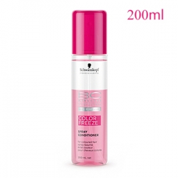Schwarzkopf Professional Bonacure Color Freeze - Спрей-кондиционер для сохранения цвета волос 200 мл