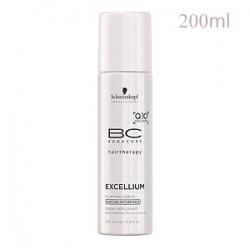 Schwarzkopf Professional Bonacure Excellium Plumping Spray Repulpant - Спрей-кондиционер уплотняющий для тонких волос 200 мл