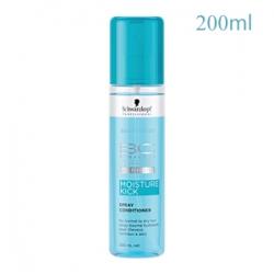 Schwarzkopf Professional Bonacure Moisture Kick - Кондиционер-спрей интенсивное увлажнение для нормальных и сухих волос 200 мл
