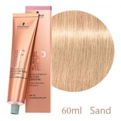 Schwarzkopf Professional BlondMe Lifting Sand - Осветляющий Бондинг-крем для волос Песок 60 мл