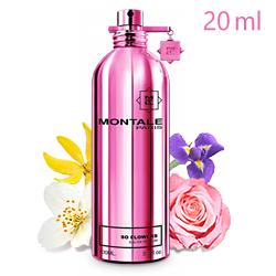 Montale So Flowers «Цветы» - Парфюмерная вода 20ml