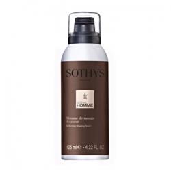 Sothys Homme For Men Softening Shaving Foam - Смягчающая Пена для Бритья 125 мл