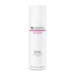 Janssen Cosmetics Sensitive Skin Soothing Face Lotion - Успокаивающая Смягчающая Эмульсия 200 мл