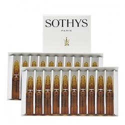 Sothys Hydradvance Moisturizing Ampoules - Сыворотка Увлажняющая 20 x 2 мл
