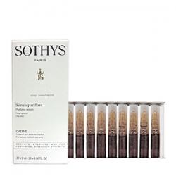 Sothys. Oily Skin Line. Purifying Serum - Сыворотка Очищающая Себорегулирующая 20 х 2 мл