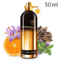 "Montale Spicy Aoud ""Пряный уд"" - Парфюмерная вода 50ml"