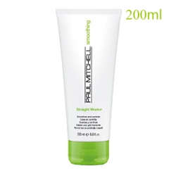 Paul Mitchell Smoothing Super Skinny Straight Works - Разглаживающий гель-воск 200 мл