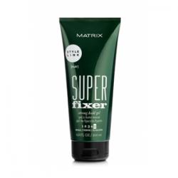 Matrix Style Link Super Fixer - Гель экстрасильной фиксации 200 мл