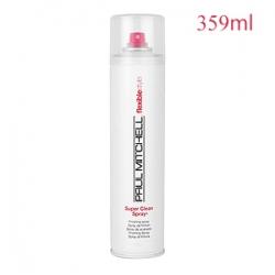 Paul Mitchell Style Super Clean Spray - Лак средней фиксации 359 мл