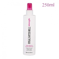 Paul Mitchell Strength Super Strong Liquid Treatment - Интенсивно восстанавливающий кондиционер-спрей 250 мл