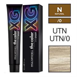 Paul Mitchell The Color XG - Перманентная крем-краска UTN UTN/0 90 мл