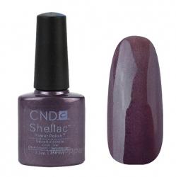 CND Shellac Гель-лак для ногтей Vexed Violette 7,3 мл серебристо-сиреневый, перламутровый.