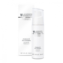 Janssen Cosmetics Demanding Skin Vitaforce C Skin Complex - Регенерирующий Концентрат с Витамином С 30 мл