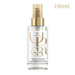 Wella Professionals Oil Reflections Light - Масло легкое с антиоксидантами для блеска волос 100 мл
