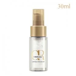Wella Professionals Oil Reflections Light - Масло легкое с антиоксидантами для блеска волос 30 мл