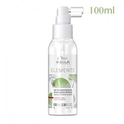 Wella Professionals Elements Hair Strengthening Serum - Сыворотка обновляющая для волос и кожи головы 100 мл