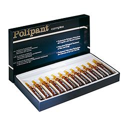 Dikson Polipant Complex - Уникальный биологический ампульный препарат с протеинами, плацентарными экстрактами для лечения выпадения волос 12 ампул по 10 мл