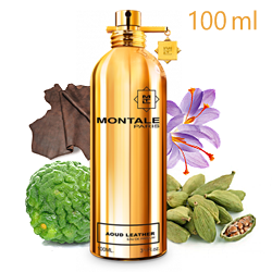 Montale Aoud Leather «Кожа и Уд» -  Парфюмерная вода 100ml