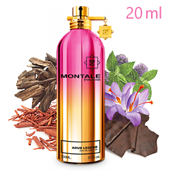 Montale Aoud Legend «Легенды Уда» -  Парфюмерная вода 20ml