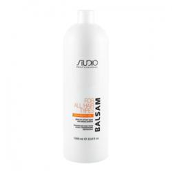Kapous Studio - Бальзам для всех типов волос с пшеничными протеинами 1000 мл