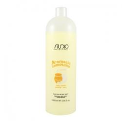 Kapous Aromatic Symphony - Бальзам для всех типов волос «Молоко и Мёд» 1000 мл