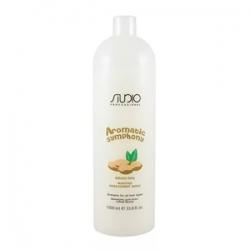 Kapous Aromatic Symphony - Бальзам для всех типов волос «Молочко миндального ореха» 1000 мл
