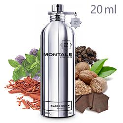 Montale Black Musk «Чёрный мускус» - Парфюмерная вода 20ml