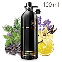 Montale Boise Vanille «Лесная ваниль» - Парфюмерная вода 100ml