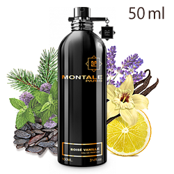 Montale Boise Vanille «Лесная ваниль» - Парфюмерная вода 50ml