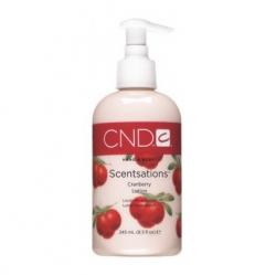 CND Scentsations Cranberry Lotion - Лосьон для рук и тела «Клюква» 245 мл