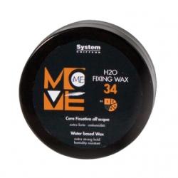 Dikson Move Me 34 H2O Fixing Wax - Фиксирующий воск «Сила воды» 100 мл