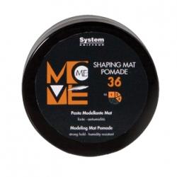 Dikson Move Me 36 Shaping Mat Pomade - Паста для моделирования матовая 100 мл