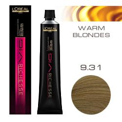 L'Oreal Professionnel Diarichesse - Краска для волос Диаришесс 9.31 Бежевая_Корица 50 мл
