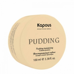 Kapous Professional Pudding Creator - Текстурирующий пудинг для укладки волос экстра сильной фиксации 100 мл