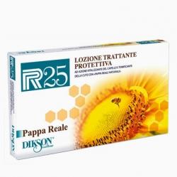 Dikson P.R.25 Pappa Reale - Лосьон с тонизирующим и стимулирующим эффектом на основе маточного молочка для тонких, склонных к выпадению волос 10*10 мл