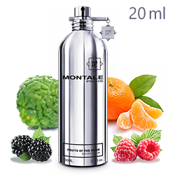 Montale Fruits of the Musk «Мускусные фрукты» - Парфюмерная вода 20ml