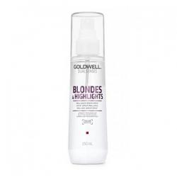 Goldwell Dualsenses Blondes and Highlights Brilliance Serum Spray – Спрей-сыворотка для осветленных волос 150 мл