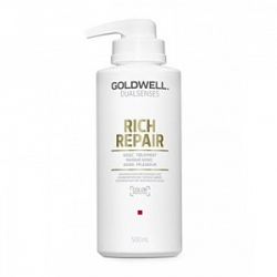 Goldwell Dualsenses Rich Repair 60sec Treatment – Уход за 60 секунд 500 мл