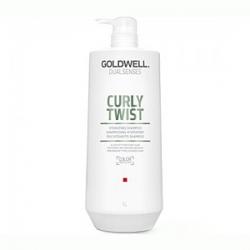 Goldwell Dualsenses Curly Twist Hydrating Conditioner - Увлажняющий кондиционер для вьющихся волос 1000мл