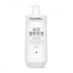 Goldwell Dualsenses Just Smooth Taming Conditioner - Разглаживающий кондиционер для непослушных волос 1000мл